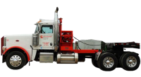 Spartan Structures offers delivery and transportation services