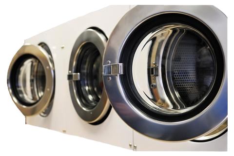Spartan Structures provides laundry services