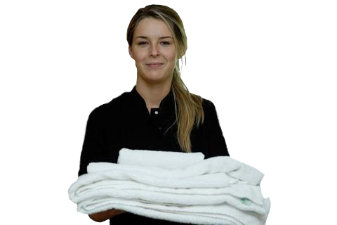 Spartan Structures provides housekeeping services